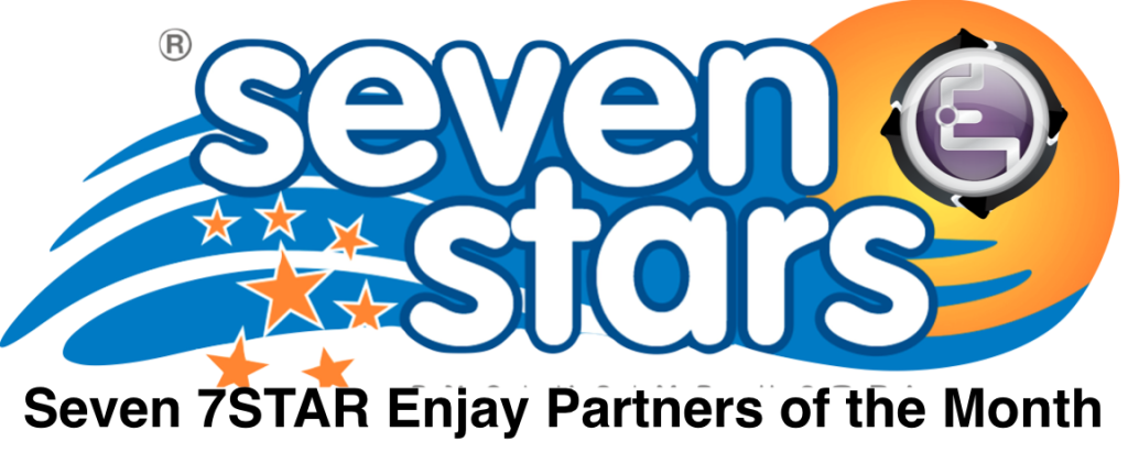 Seven 7STAR Enjay Partners of the Month